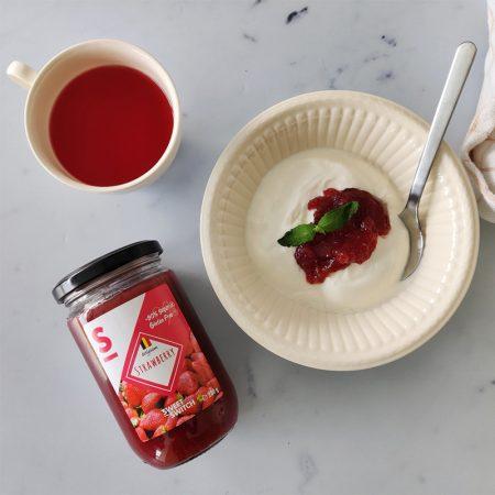 Braškių džemas, be cukraus ir glitimo, Sweet Switch (280g) | ifood.lt