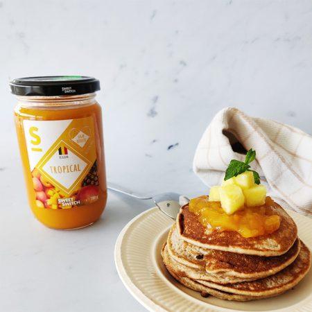 Tropinių vaisių džemas, be cukraus ir glitimo, Sweet Switch (280g) | ifood.lt