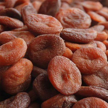 Ekologiški džiovinti abrikosai, Diet Food Dried Apricots (100g) | ifood.lt