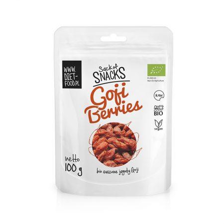 Ekologiškos džiovintos Goji uogos, Diet Food Goji Berries (100g) | ifood.lt