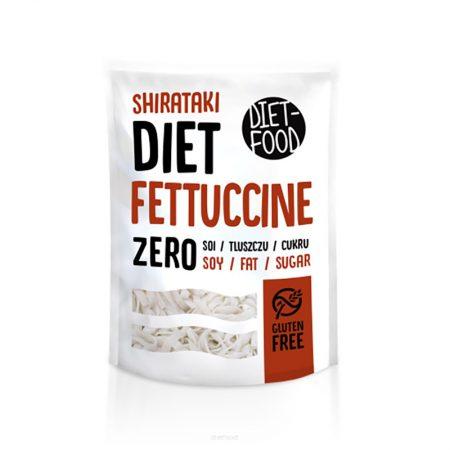 Japoniški makaronai, Diet Food Shirataki Fettuccine (200g) | ifood.lt