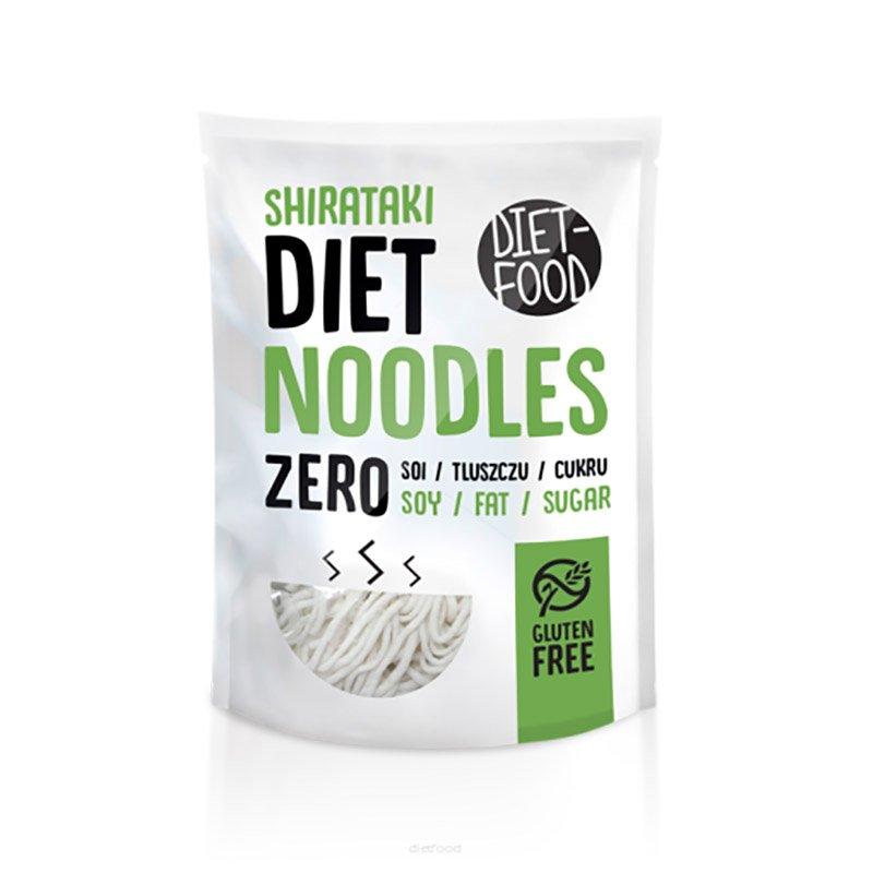 Japoniški makaronai, Diet Food Shirataki Noodles (200g)   ifood.lt