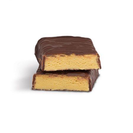 Šokolado ir bananų skonio baltyminis batonėlis be cukraus, Layenberger Riegel (35g) | ifood.lt