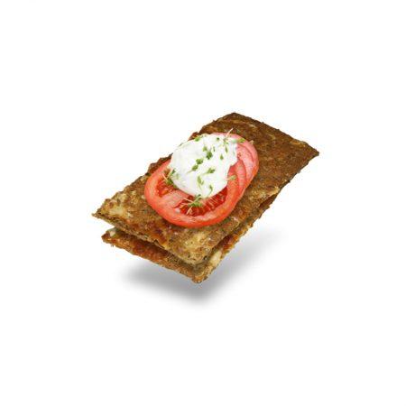 Traški duonelė su pomidorais ir mocarela, Layenberger Knäcke (150g) | ifood.lt