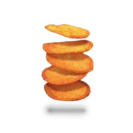 Aštraus saldžiarūgščio skonio traškučiai, Layenberger Chips (75g) | ifood.lt